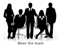Meet the team here....