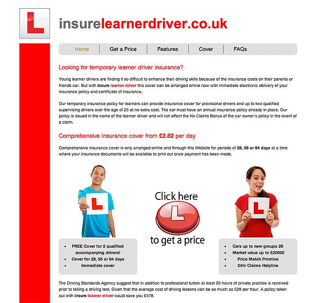 insurelearnerdriver.co.uk