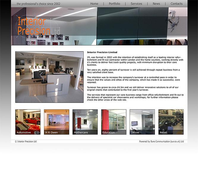interiorprecision.co.uk