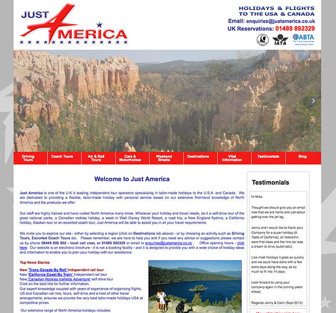 justamerica.co.uk