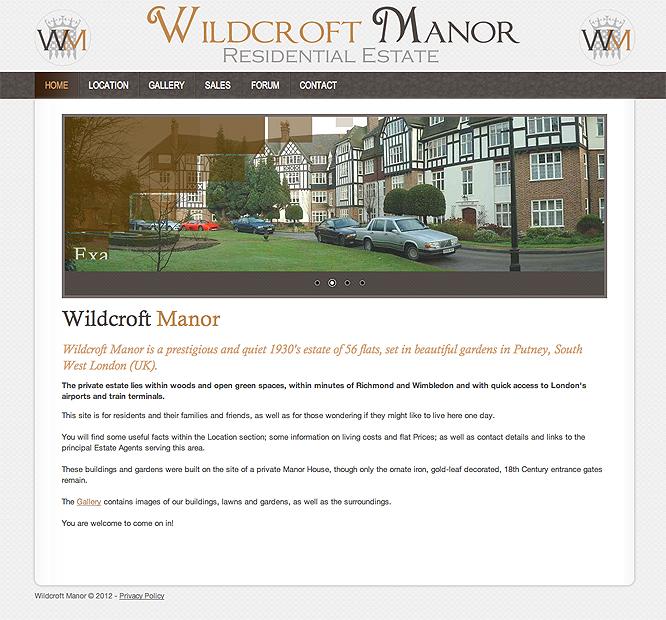 wildcroftmanor.co.uk