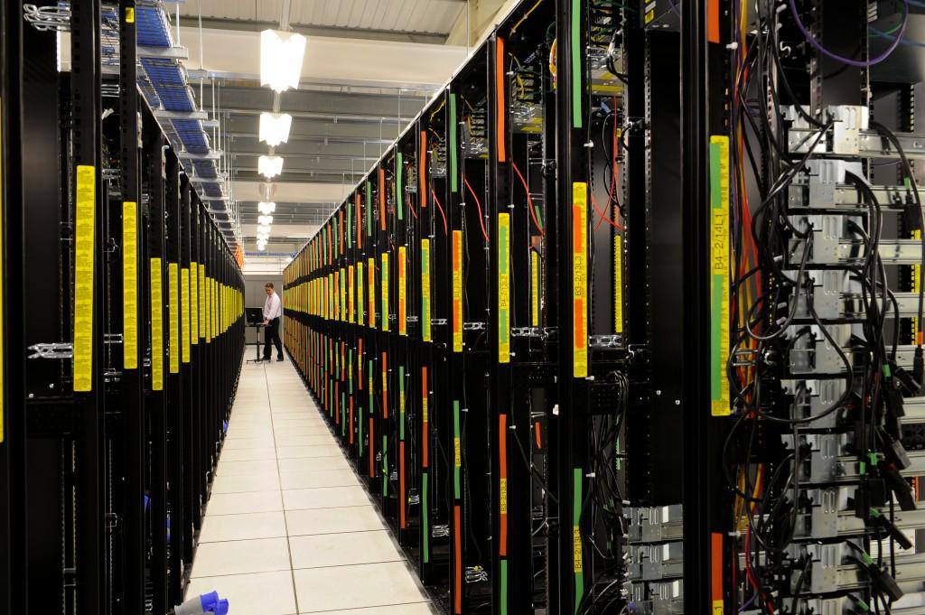 Rackspace datacentre