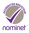 Nominet Accredited