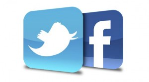 top twitter and facebook tips