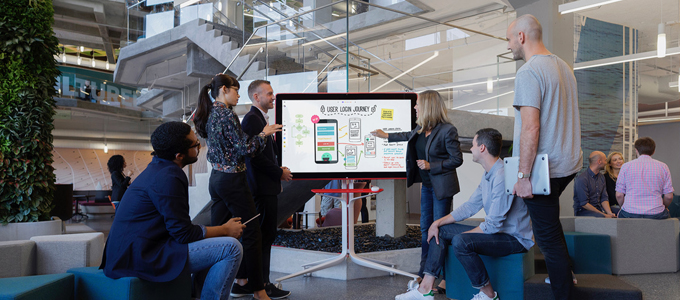 Introducing the Digital Whiteboard