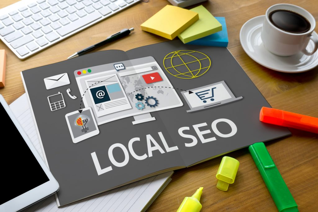 SEO Secrets: How to Get Your Local Business Seen on Google - Sure Communication