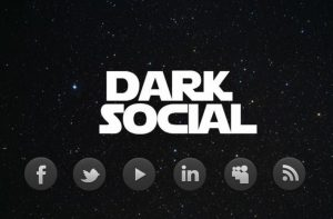 what is dark social sharing