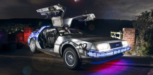 Targeted Marketing for Car Users DeLorean